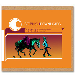 Live Phish 12/01/1995