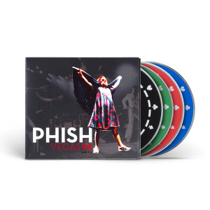 Phish Vegas 96 (Limited Edition) CD/DVD