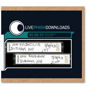 Live Phish 5/8/1993
