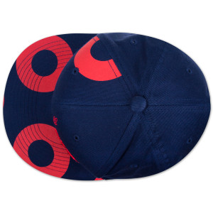 Fishman Donut Flatbrim Hat