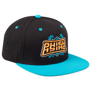 PHISHSIHP Miami Snapback Hat