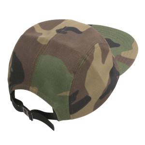 Hutnons Camo 5-Panel Hat