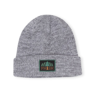 Timber Knit Hat Grey