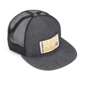 Curveball Racing Cap Patch Baseball Hat