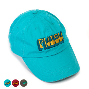 Phish Roller Hat