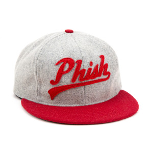 Ebbet's Vintage x Phish Williams Hat