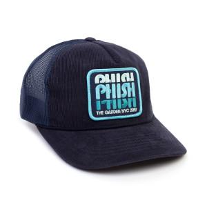 NYE Retro Corduroy Patch Hat