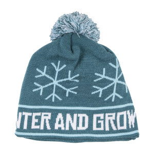 Seven Below Knit Pom Beanie