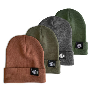 Classic Winter Knit Beanie