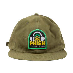 Silent Trees Patch Hat