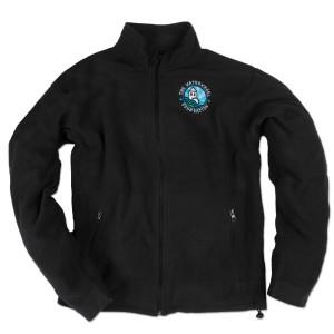 WaterWheel Foundation Eco-Fleece Jacket - Men's Black
