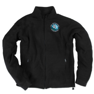 WaterWheel Foundation Eco-Fleece Jacket - Men's Black