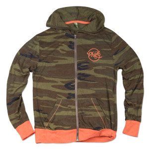 Armory Lightweight Zip-Up Hoodie