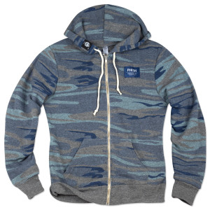 Ladies' Hillsides Steep Zip-UP HOODIE