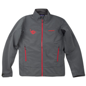 Patagonia Adze Jacket on Forge Grey