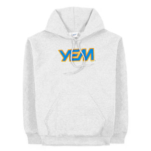 YEM Hoodie - Athletic Grey