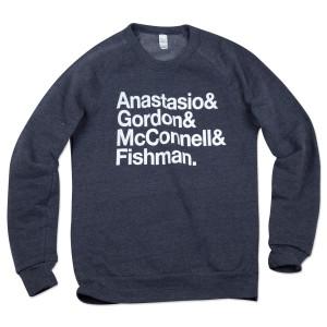 Nomenclature Crew Sweatshirt