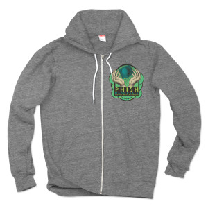Magnashape Magnaball Event Hoodie on Tri-Blend Gray
