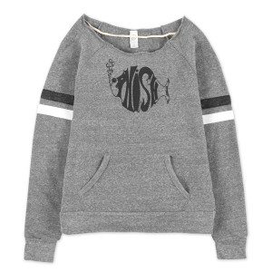 Ella Logo Eco-Fleece Sweatshirt