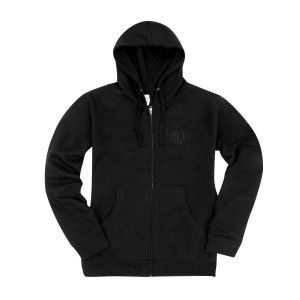 Stealth Classic Logo Zip Eco-Hoodie