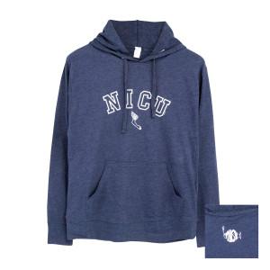 NICU Lightweight Pullover Hoodie