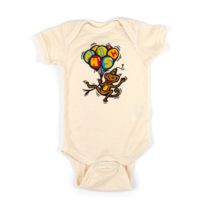 Phish Monkey Onesie