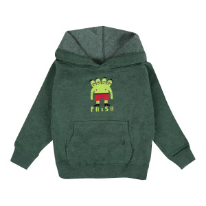 Four Headed Dude Kids Pullover Hoodie