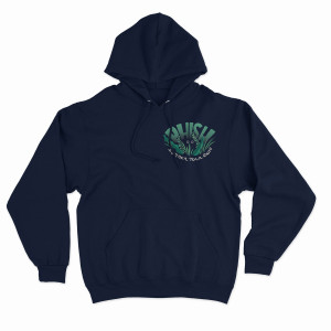 Summer Swampy Tour Pullover Hoodie