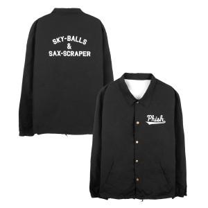 Sky-Balls & Sax-Scraper Coaches Jacket