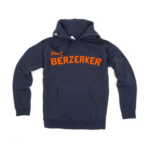 Family Berzerker Hoodie on Slate Blue