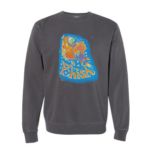 Pollock Rocket Heavyweight Crewneck Sweatshirt