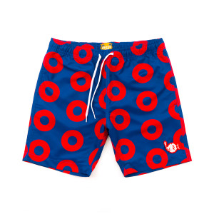 Fishman Donut Swim Trunks