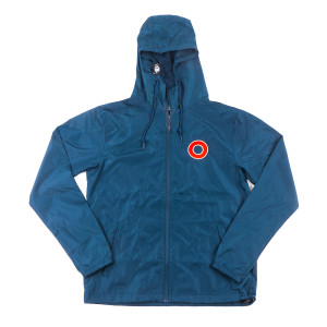 Donut Full-Zip Windbreaker