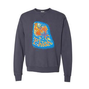 Pollock Rocket Heavyweight Crewneck Sweatshirt