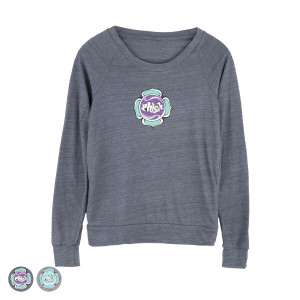 Women's Lotus Eco-Jersey Slouchy Pullover