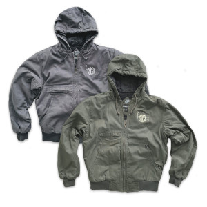 Bozeman Hooded Jacket