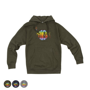 Classic Rainbow Mid Pullover Hoodie
