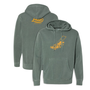 Backyard Tradition Pigment Dyed Hoodie