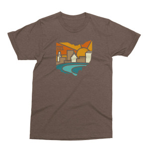 Men's Dayton Event Tee