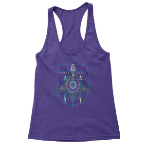 Women's Donuts In Space Event Tank