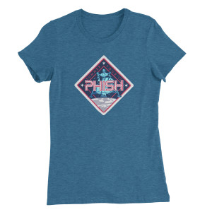 Women's Space Oddity Tour Tee