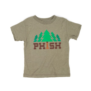 Youth Timber T on Olive