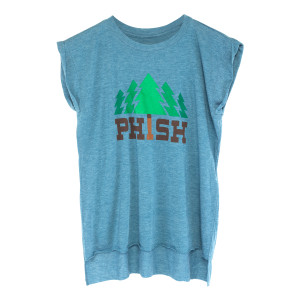 Women's Timber Flowy Muscle Tank