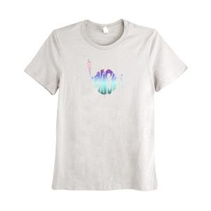 Women's Rainbow Logo T