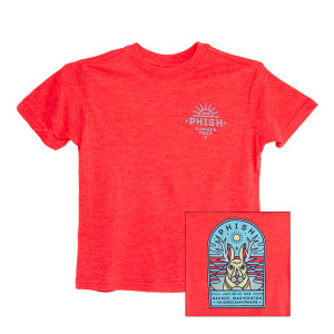 Kid's The Gorge Event T-shirt