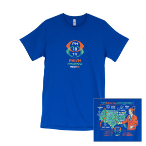 Eyewitness Weather Summer 2018 Tour T on Royal