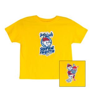 Kid's Super Frostie Summer Tour T-Shirt