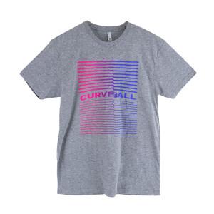 Curveball Classic Redux Tri-Blend Gym Tee