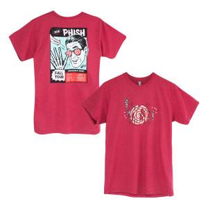 Fall Tour X-Ray Specs T-shirt
