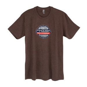 Nashville 2018 Men's Event T on Espresso